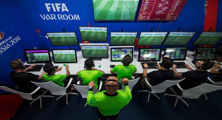 VAR soba na svjetskom prvenstvu u Rusiji